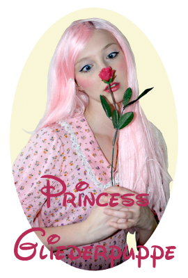 Princess Gliederpuppe/ profile picture MySpace/ 2009